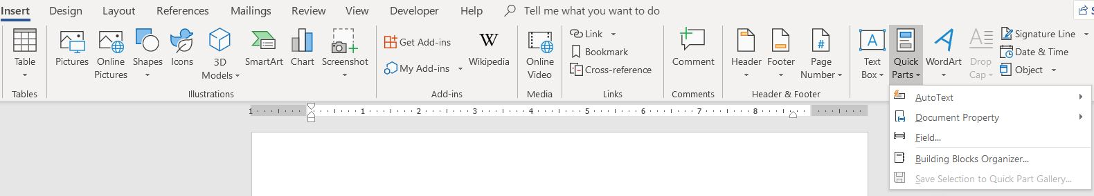 Five of the Most Underutilized Features in Microsoft Word